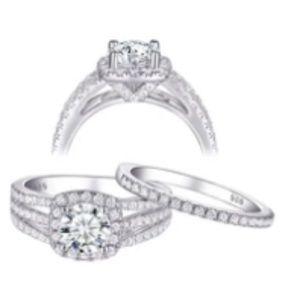 Jewelry - CERTIFIED Engagement Diamond Rings